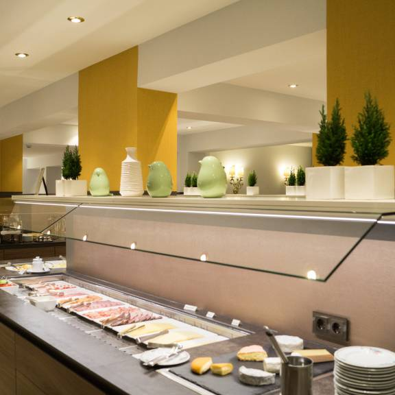Buffet Hotel Reppert