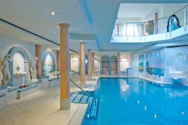 Wasserwelten Und Wellnessbereich Im 4 Sterne Wellnesshotel Reppert Im  Schwarzwald